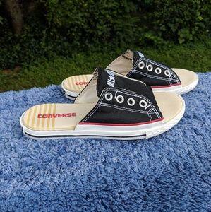 e81f20ce6204 Converse Shoes - 🎉Price Drop sale🎉Converse cut away open toes